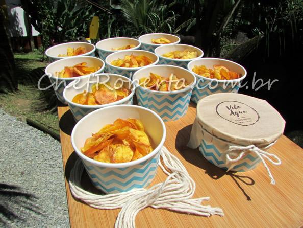 Chips of Little Manioc (Cassava)