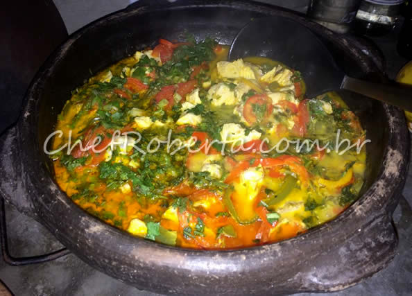 Seafood and Fish Stew