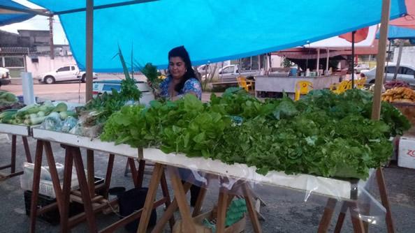 rejane feira agroecologica